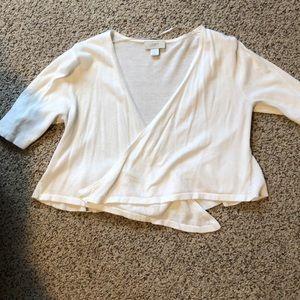 Loft shrug/sweater - size S
